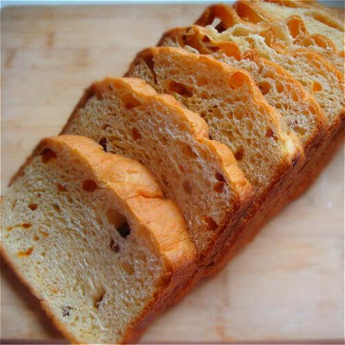 杏脯全麦面包