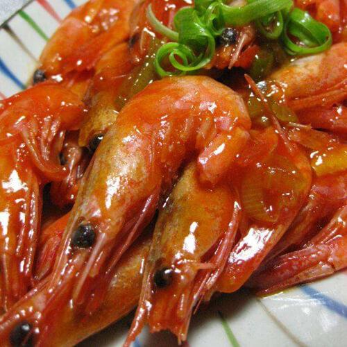 茄汁东方虾