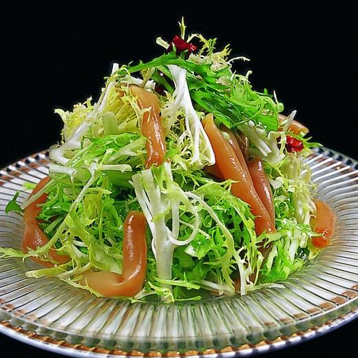 苦苣拌绿豆芽