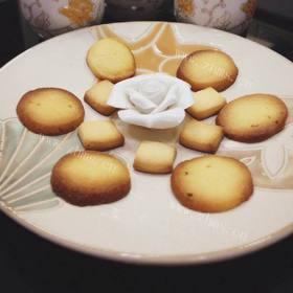 柠檬小饼干