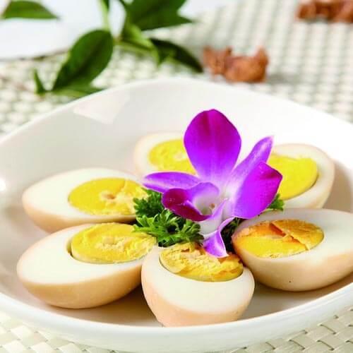 香喷喷的鸡蛋三卤