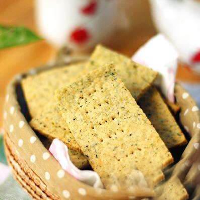 宝宝海苔小饼干
