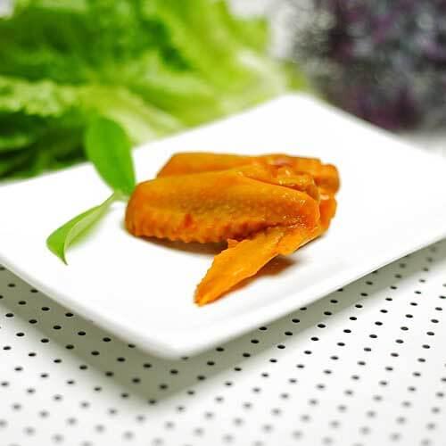 烤箱版盐焗鸡翅