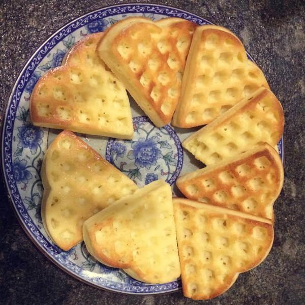 口味独特的酸奶黄油小饼