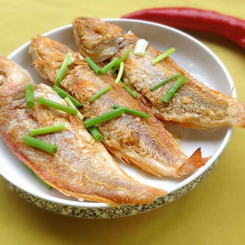 好吃的香煎清条鱼