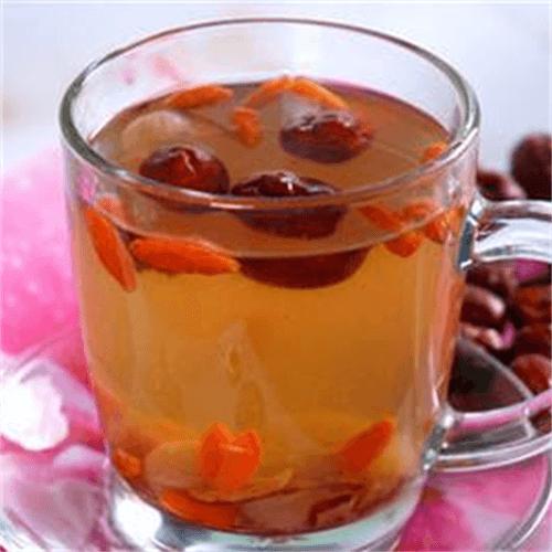 糯米红枣茶