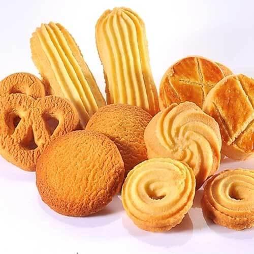 五颜六色饼干