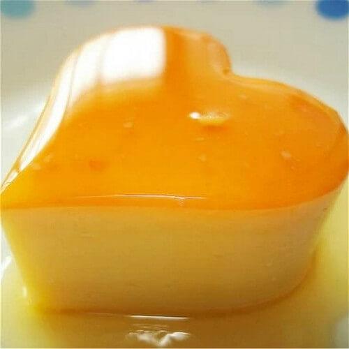双层牛奶芒果布丁