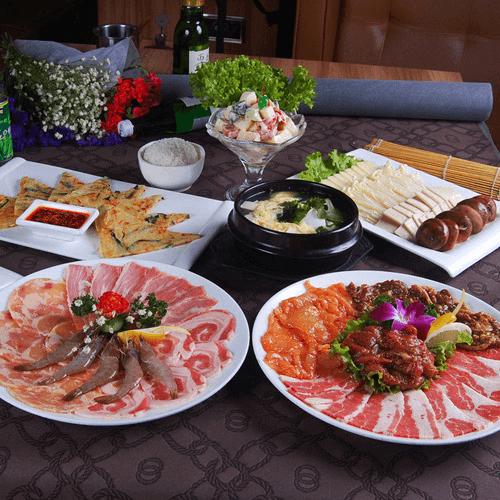 韩国料理加盟