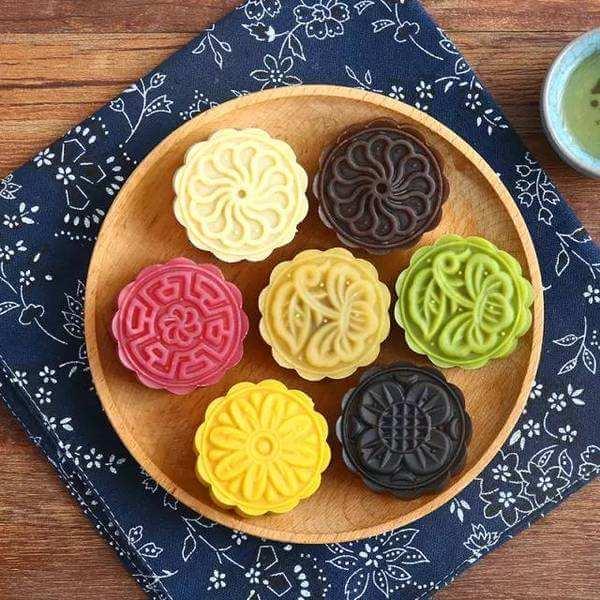 传统苏式月饼