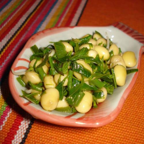 豌豆香椿豆