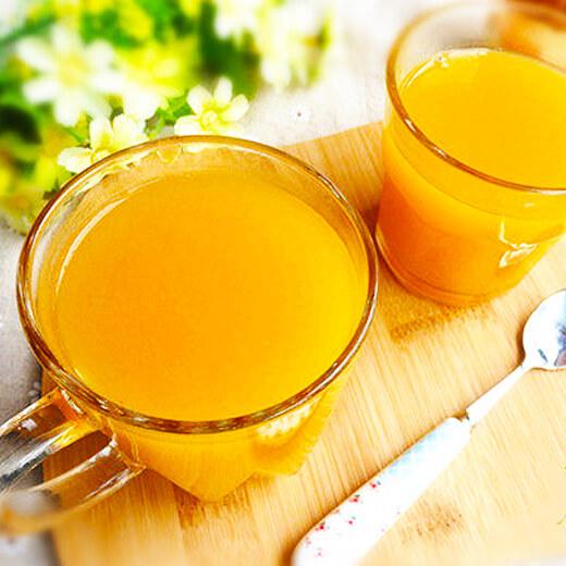 南瓜红薯汁