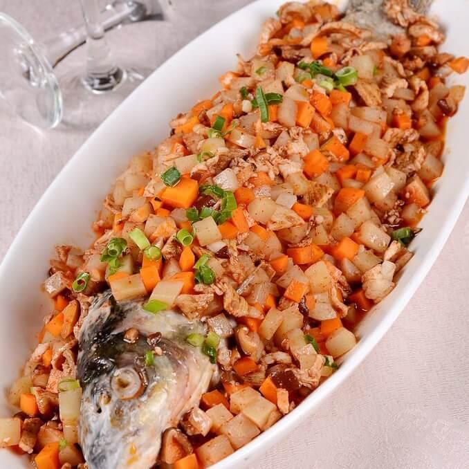 雪菜臊子鱼