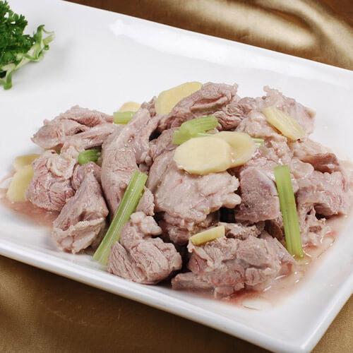 土豆胡萝卜炖羊肉