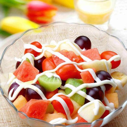 超朴素水果沙拉