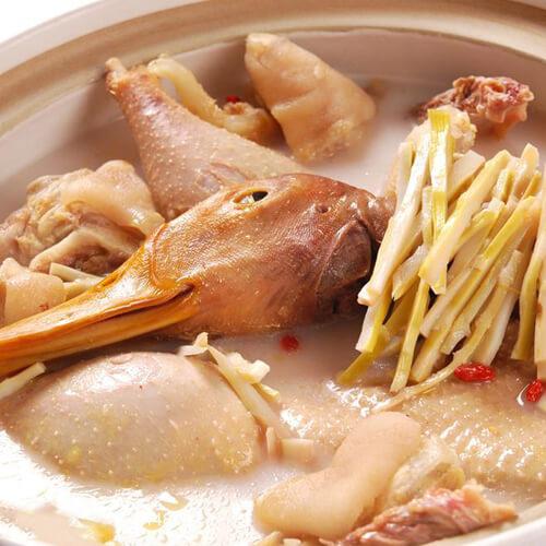 营养养生鸭子汤