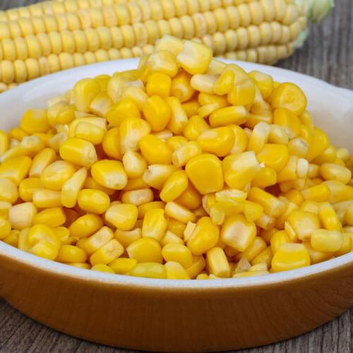 美食玉米粒大丰收