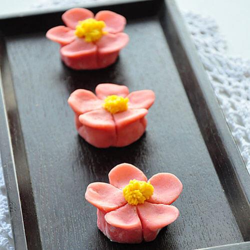 梅花和果子