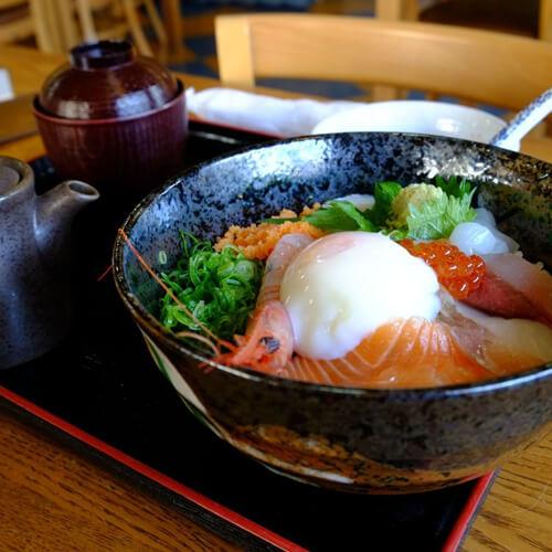 日式温泉蛋