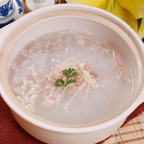萝卜粉条羊肉汤