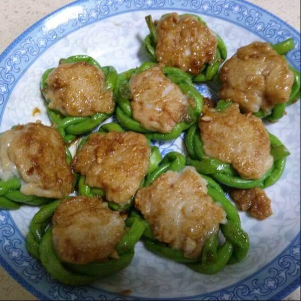 巧蒸萝卜鲮鱼肉