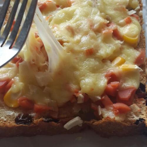 早餐小披萨