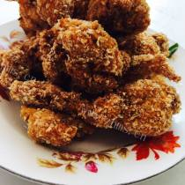 韩式调味炸鸡