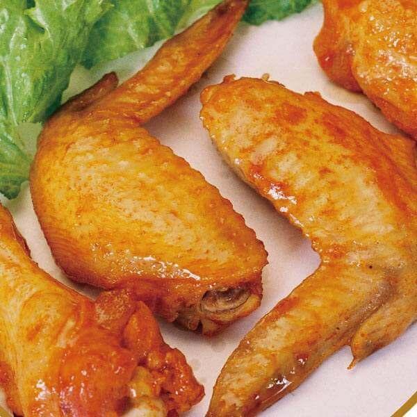 可口的韩式烤翅