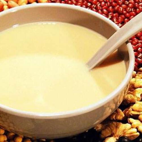 好吃的冰糖薏米黄豆豆浆