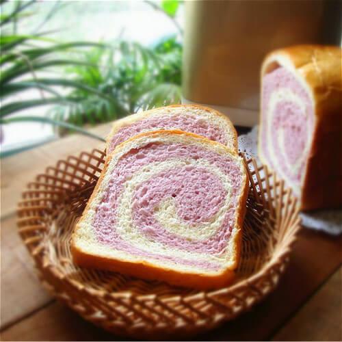 简单好吃的双色吐司面包