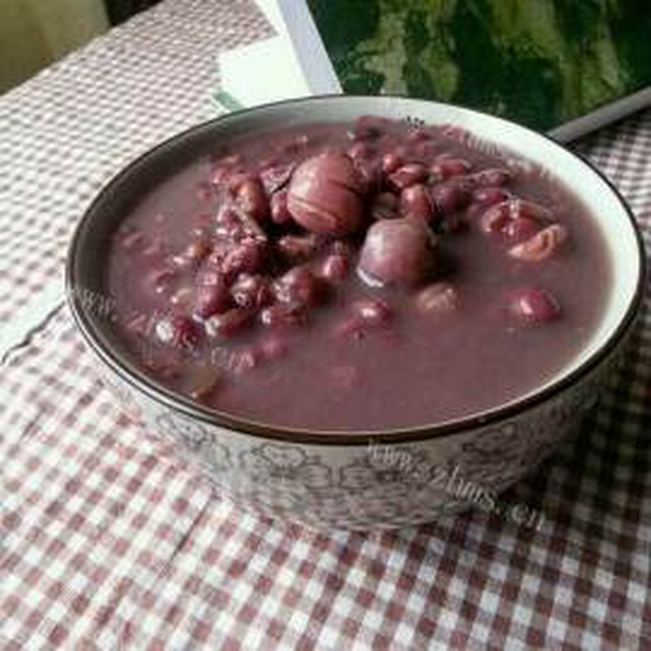 陈皮紫薯粥