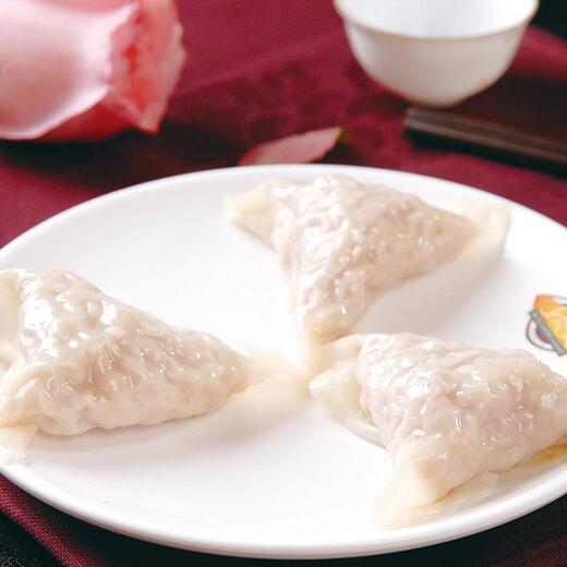 香菇鲜虾瘦肉饺