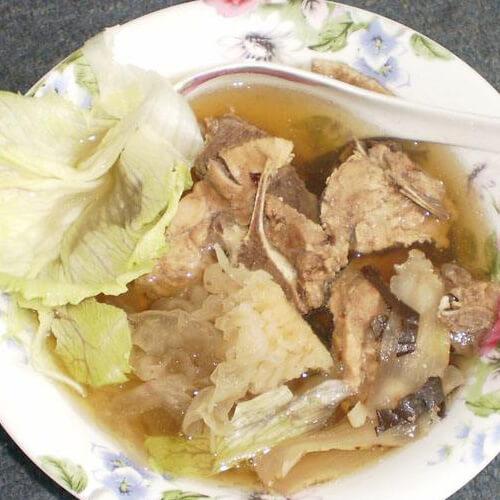 螺片滋补汤:增强免疫