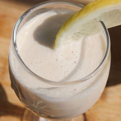 香蕉苹果牛奶饮