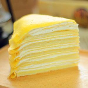 榴莲鲜奶蛋糕