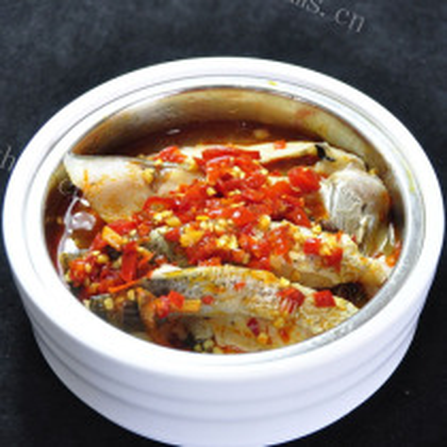 辣椒煮蒸鱼