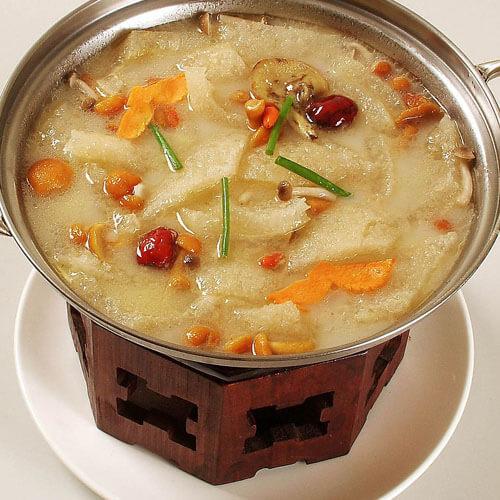 秋冬营养汤菜