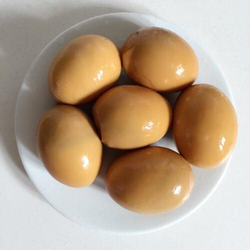 懒人版-卤鸡蛋