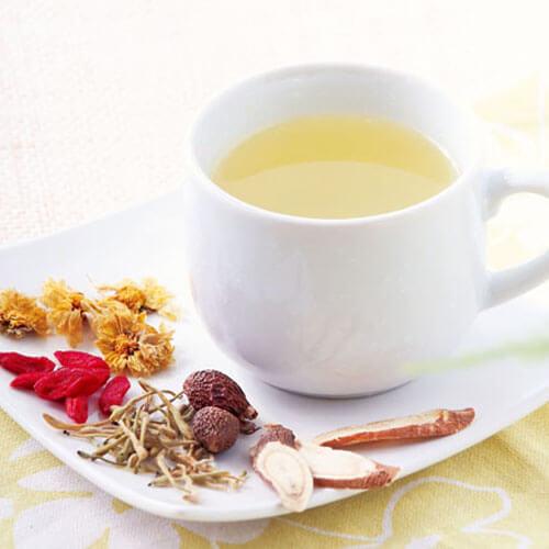 可口罗汉果润喉茶