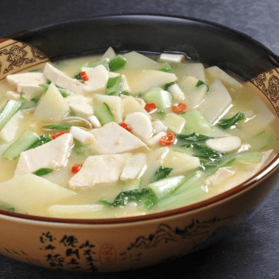 喜欢吃清炖红豆腐