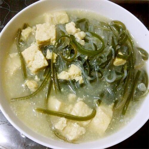 冻豆腐粉条海带丝