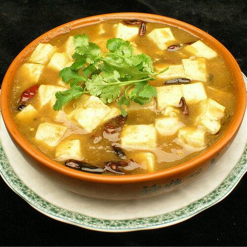 鲜子乌炖豆腐