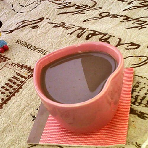 黑米燕麦黑黄豆浆