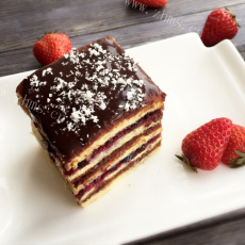 菩提牛油蛋糕