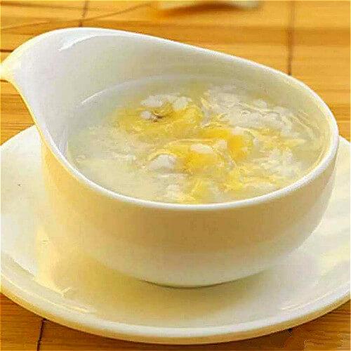 香蕉糯米粥