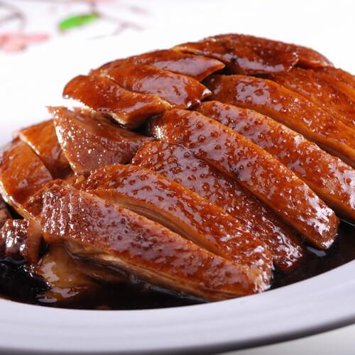 美味的酱卤鸭翅