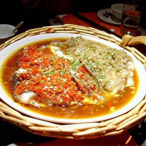 鸳鸯肉绘菜