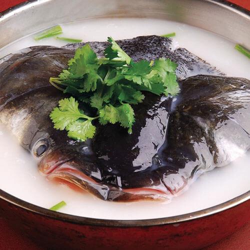 川弓天麻炖鱼头