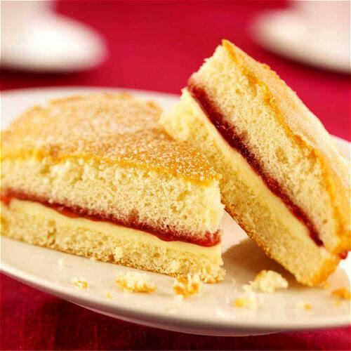 香甜新年松糕