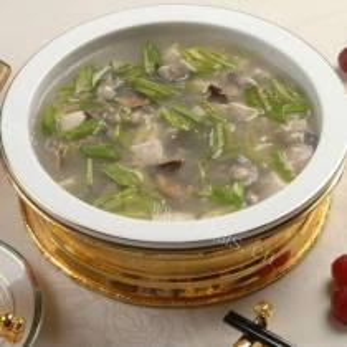 卷心菜瘦肉海蛎汤